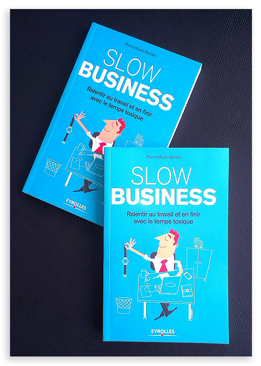 Illustration Clod Slow Business