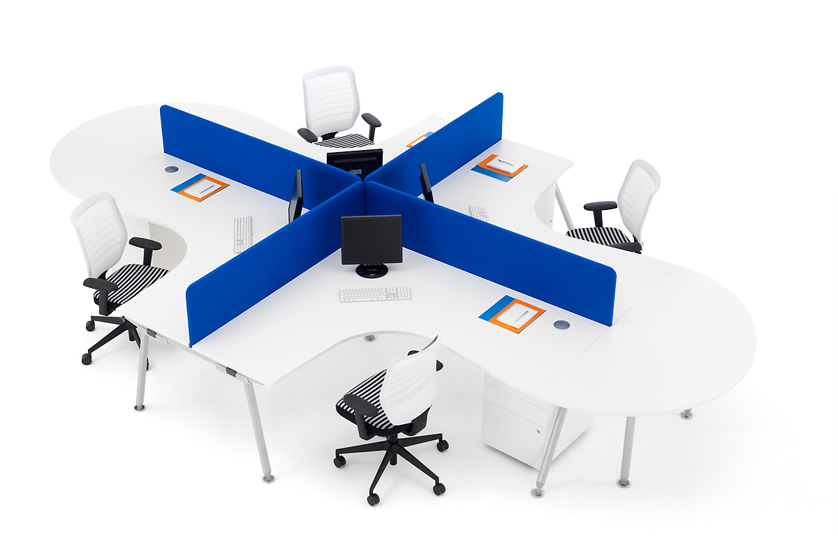 hi managing the changing work environment though office design the increased popularly of home working and hot desking bench style furniture provides the ideal solution these large dining table style desks