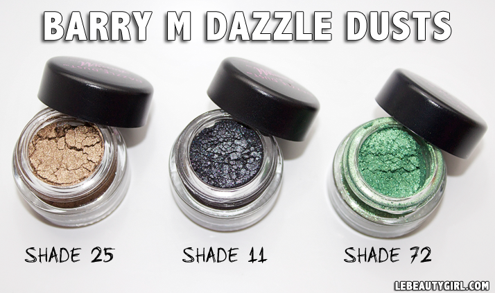 Barry M Dazzle Dusts