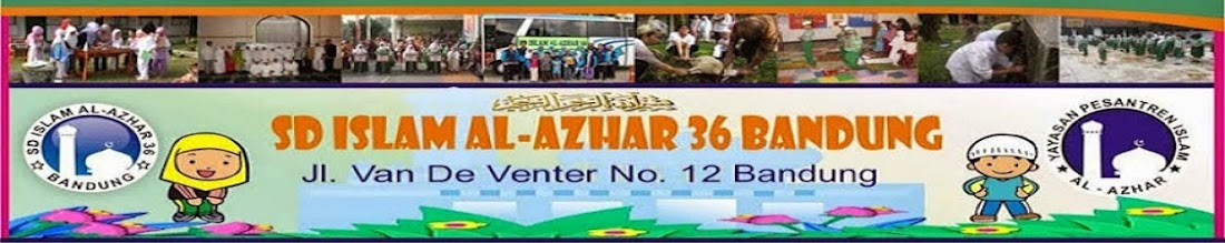 Yayasan Pesantren Islam Al Azhar SD Islam Al Azhar 36 Bandung