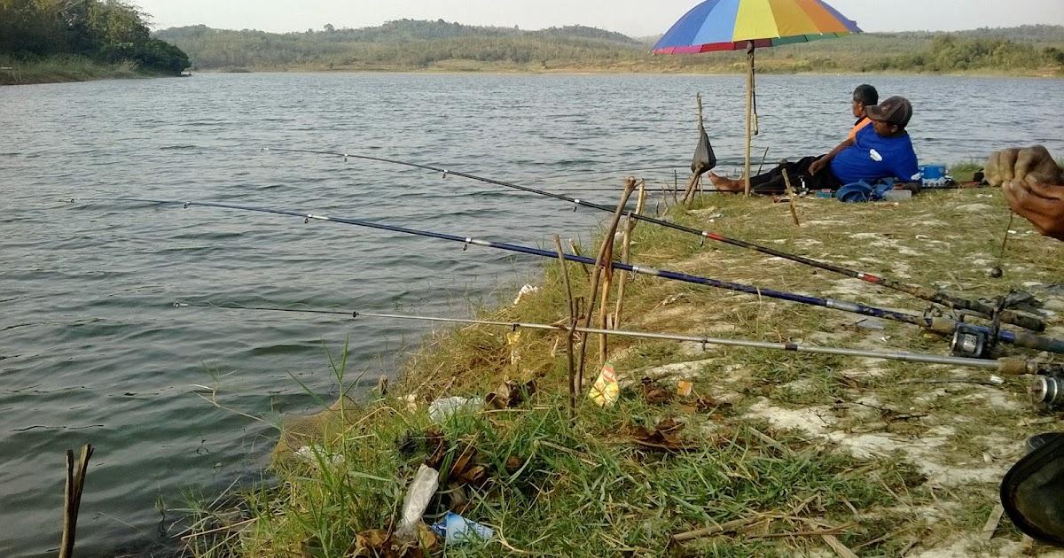 Trik Memancing Ikan WADUK GRENENG Ds GRENENG Kec