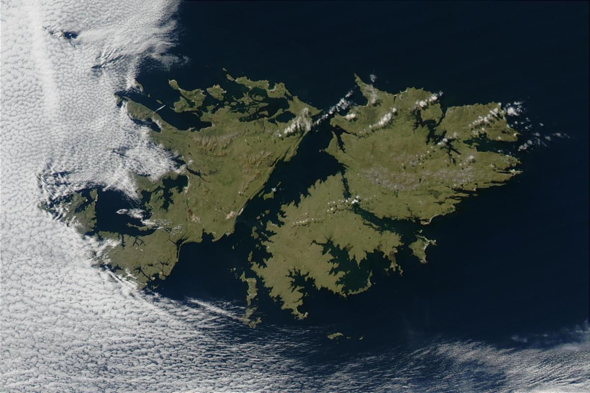 Malvinas son la mayor base militar y nuclear de la OTAN