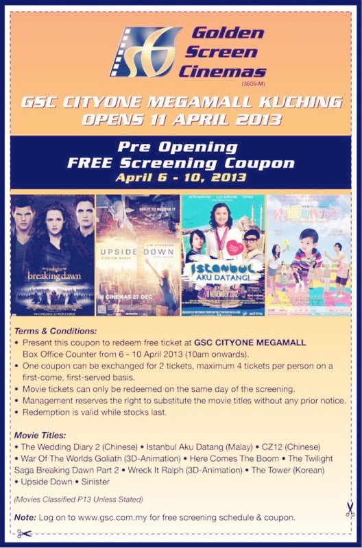 Discount coupons for movie tickets in pune