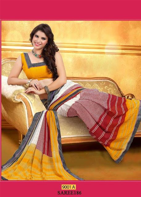 Online Shopping Bhagalpuri Silk Printed Saree
