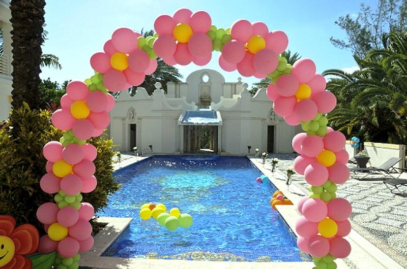 dekorasi balon gate balon jasa dekorasi balon dan