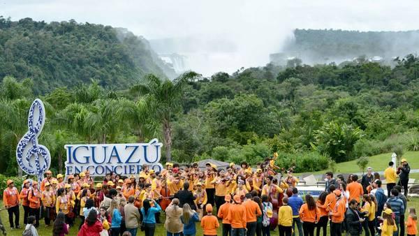 Iguazú en Concierto 2016