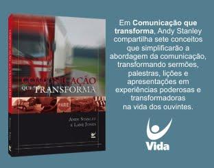 Editora Vida apresenta...