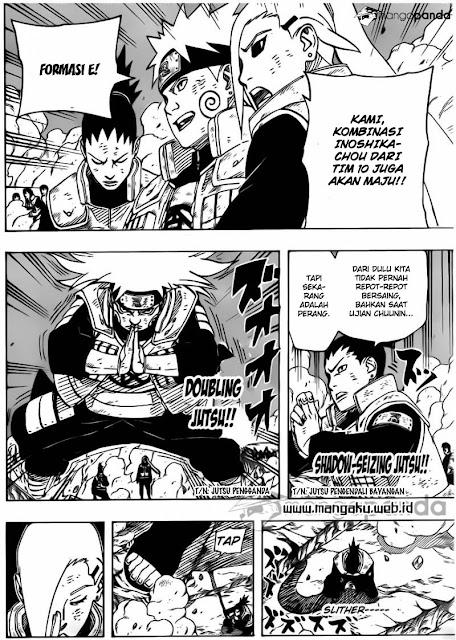 Komik Naruto 633 Bahasa Indonesia halaman 8