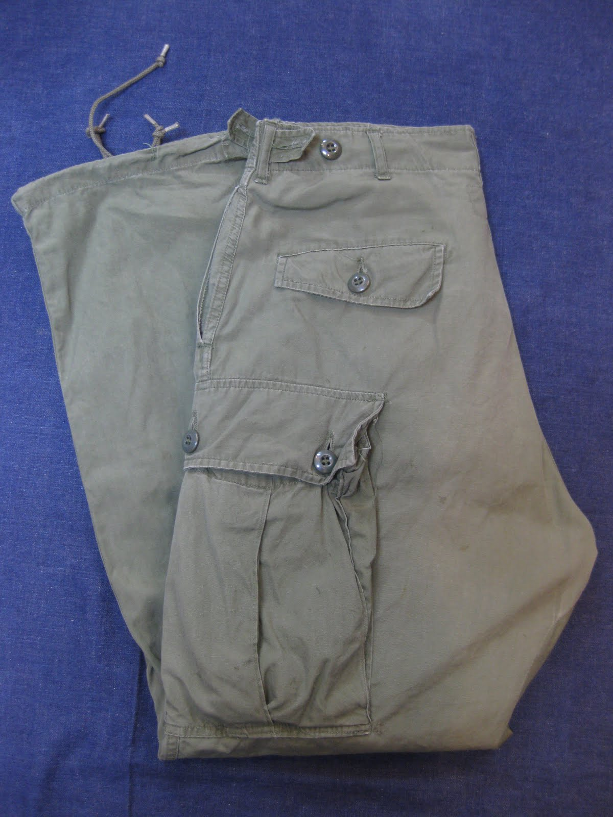 VIETNAM WAR               1st EDITION PANTS