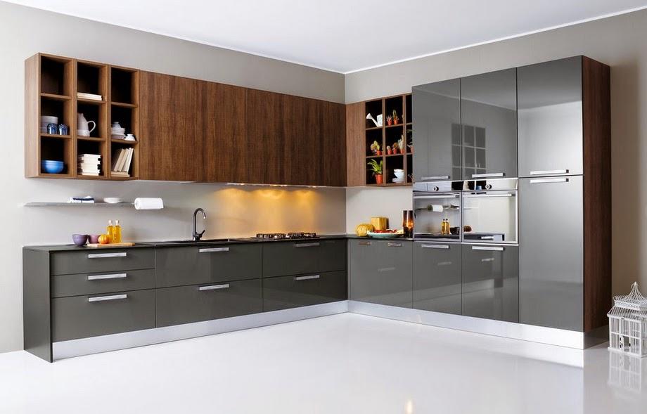 50 ideas de c mo combinar los colores en la cocina for Colores de cocina