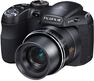 Câmera digital Fujifilm S2500HD