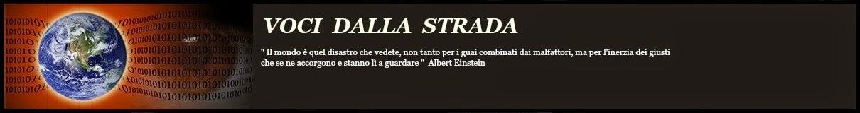 VOCI DALLA STRADA