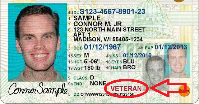 class d drivers license wisconsin