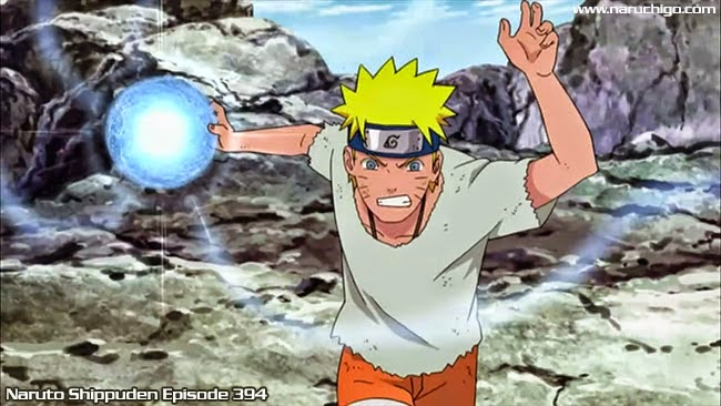 Naruto Shippuden Episode 394 395 Subtitle English Indonesia Naruchigo