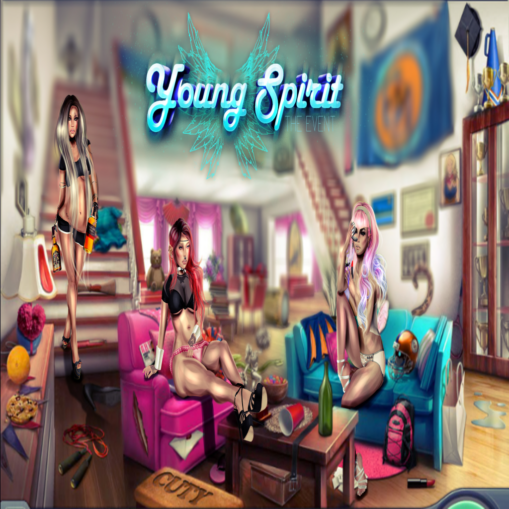 ❥Young Spirit Event!