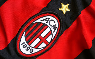 AC Milan Uniform ACM Logo HD Wallpaper