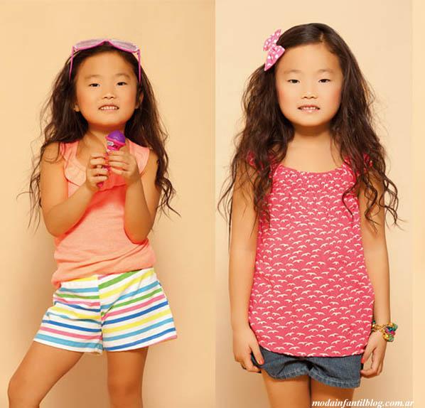 moda infantil primavera verano 2014 nucleo nenas