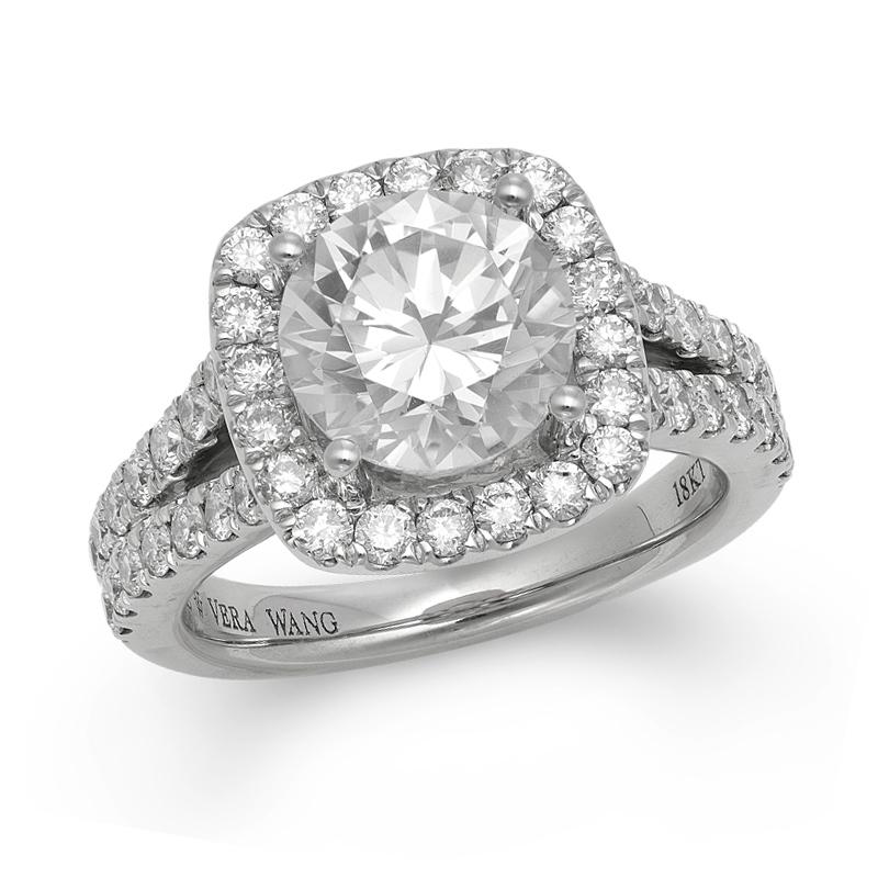 Vera Wang Bridal Rings