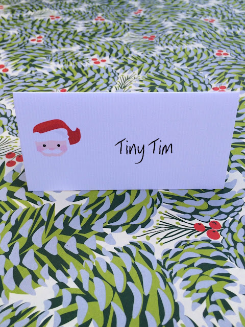 Holiday Place Cards | www.jacolynmurphy.com