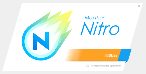 Maxthon Nitro Browser