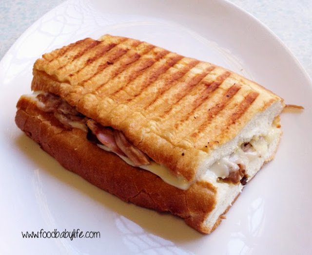 Fantastic Cuban Sandwiches © www.foodbabylife.com