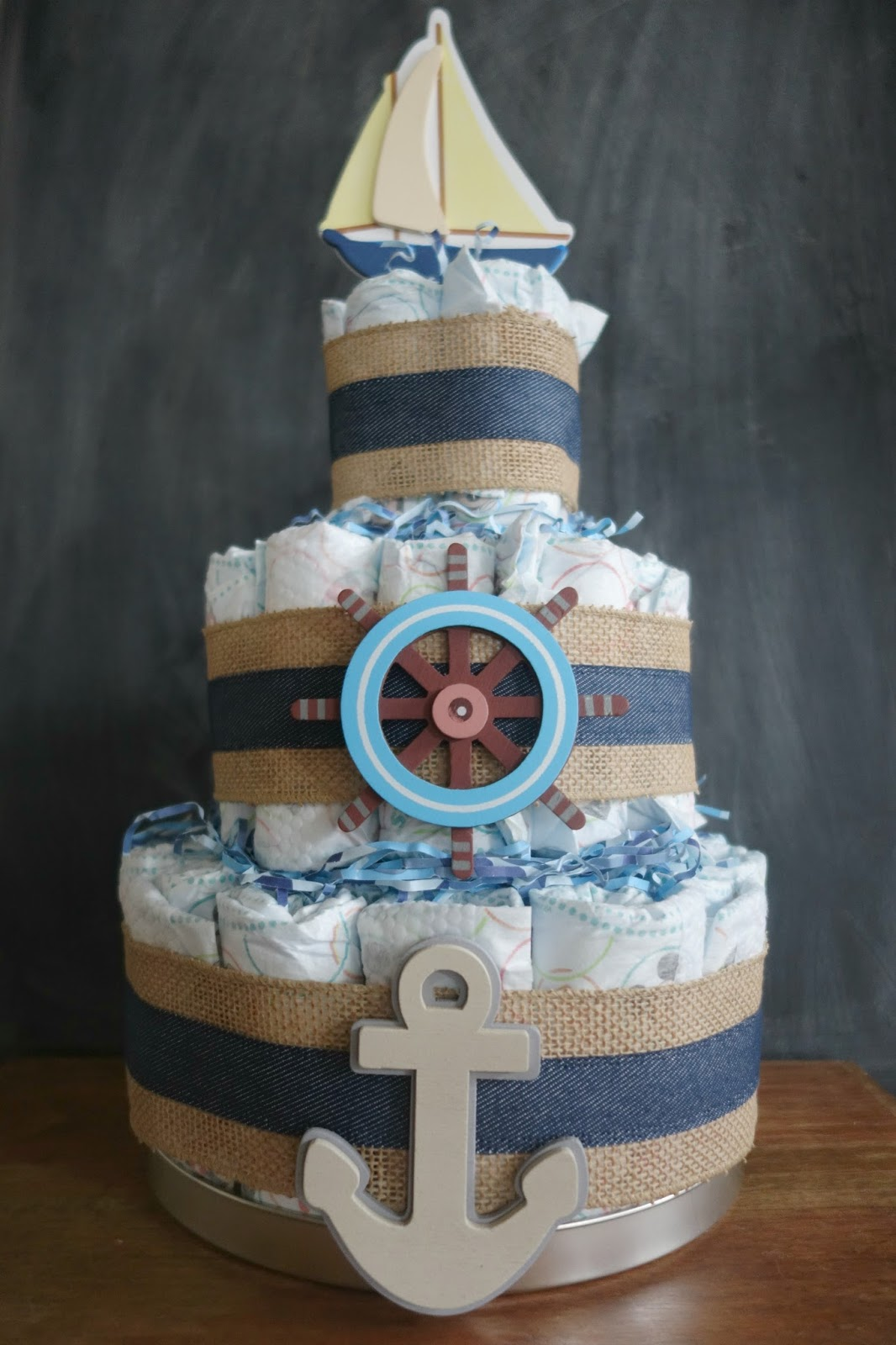 How To Store Diapers From Diaper Cake