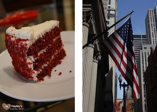 Maassa maan tavalla - Red Velvet Cake