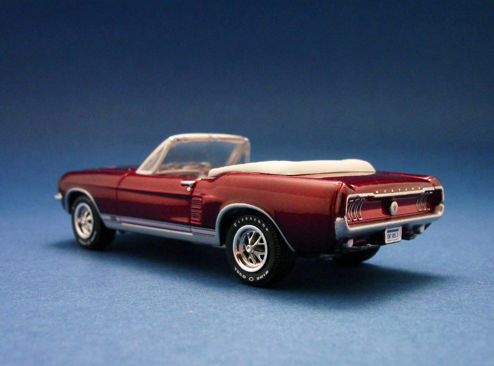 Хотите купить Ford Mustang 1967 года?