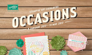 Stampin' Up! Occations Catalogue