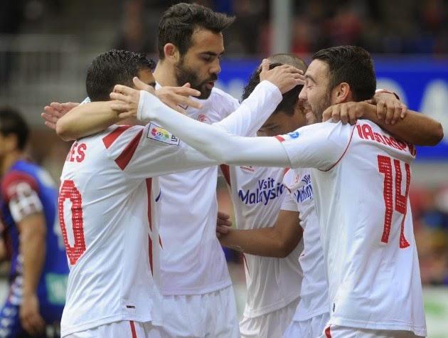 La Liga Spain 2015