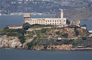 Peneliti Temukan Benteng Tersembunyi Dibawah Penjara Alcatraz