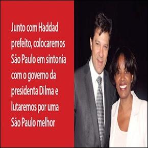 HADDAD E CLAUDETE
