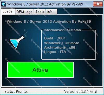 windows 8 Loader Paky v.1.3.4 Final - Blog di ptrc_000.over-blog.it