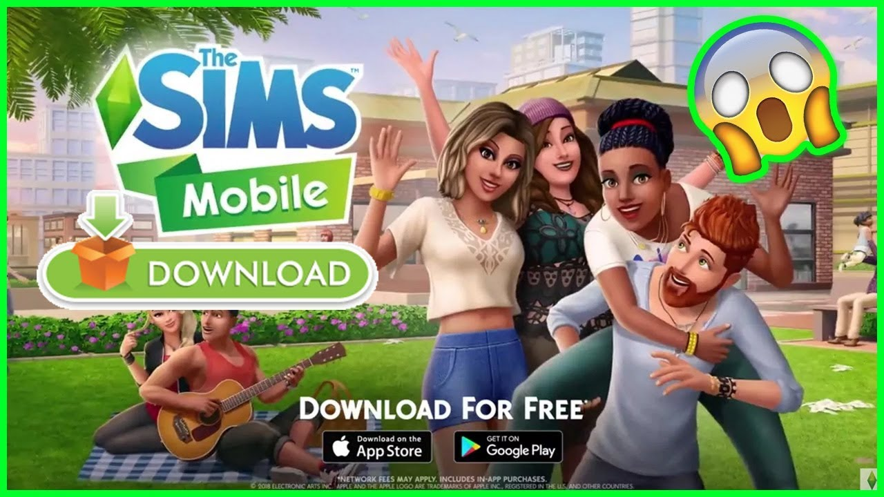 Download The Sims 4 Mobile$quote=Download For Free Now