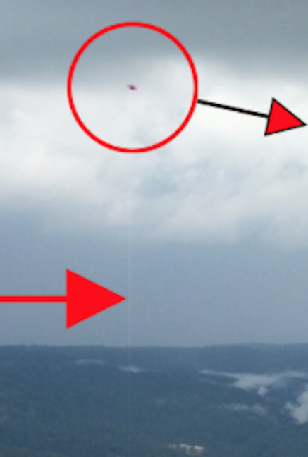 UFO Sucking Water From Lake California 2015, UFO Sighting News