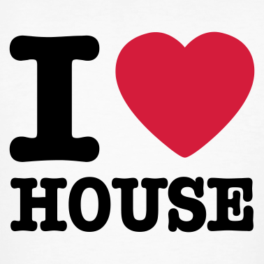 I Love House Music Girl Images
