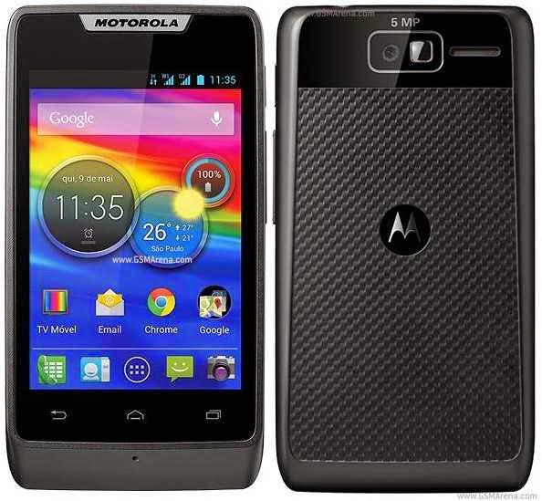 Harga dan Spesifikasi Motorola RAZR D1