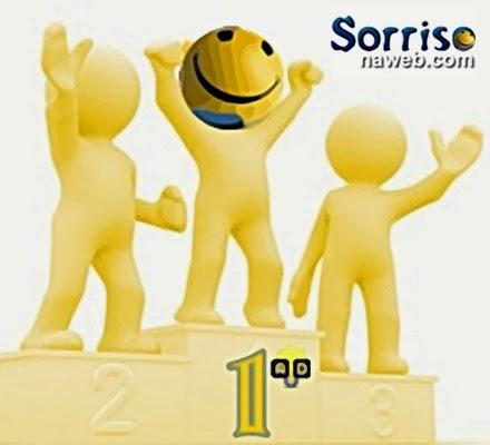 o site mais acessado de Sorriso - MT