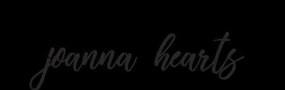 JOANNA HEARTS