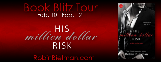 Robin Bielman Author, Entangled Indulgence, Book Blitz