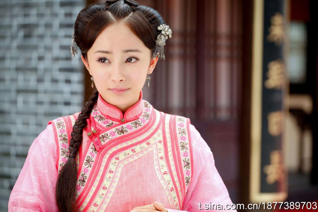 Yang Mi Painted Skin Yang Mi Chinese Paladin 3