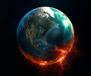 Earth Tablet PC Wallpaper