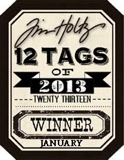 Tim's Tags January 2013 Win