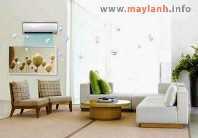 Vệ sinh máy lạnh giúp nhà bạn không khí sạch