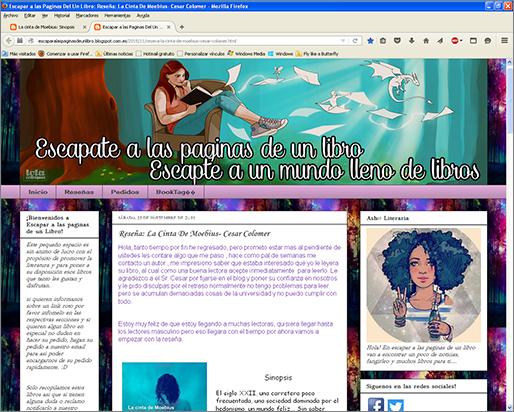 http://escaparalaspaginasdeunlibro.blogspot.com.es/2015/11/resena-la-cinta-de-moebius-cesar-colomer.html