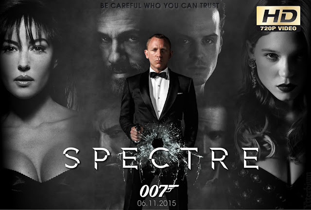 Spectre (007) 2015 Watch Free Online Movie