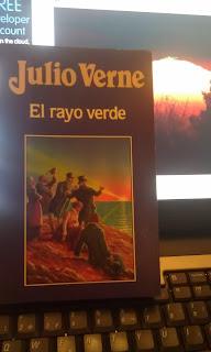 Rayo verde Julio Verne