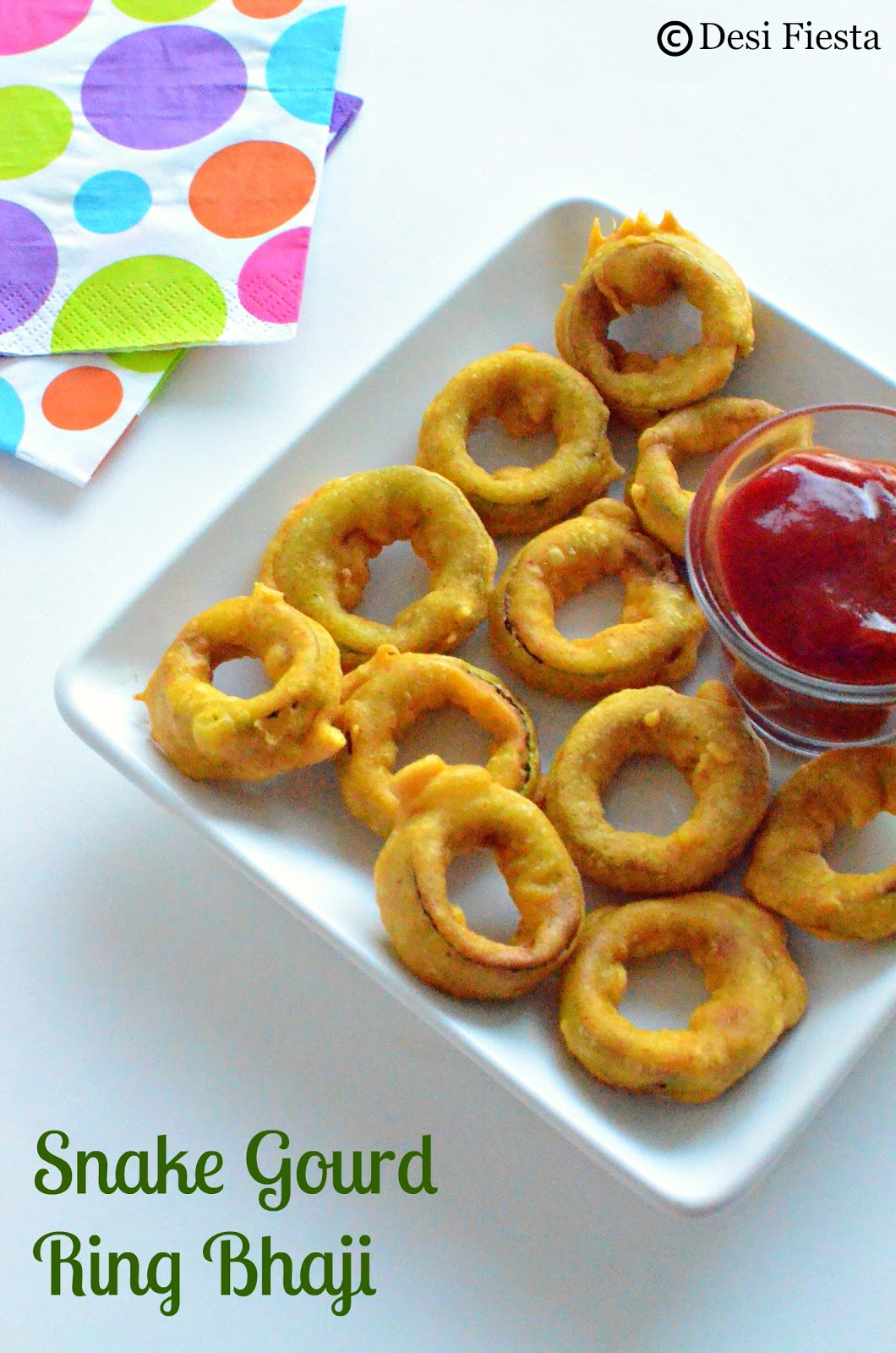 Fried Snack recipes