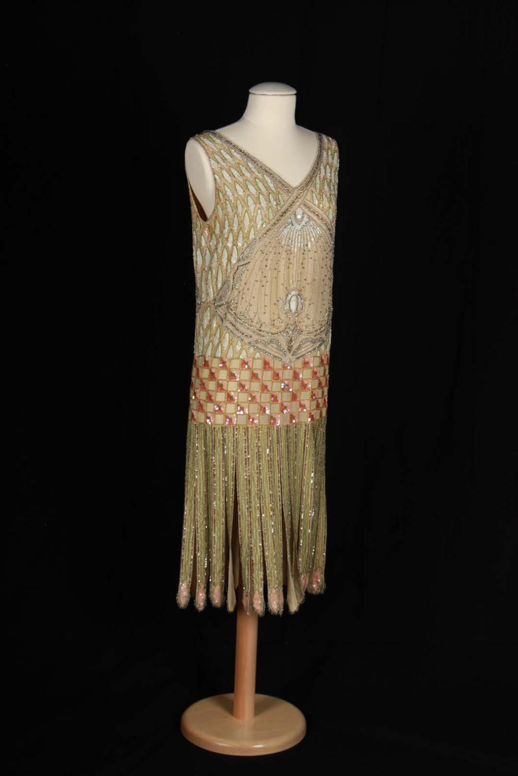 S Fashion Flapper Dress