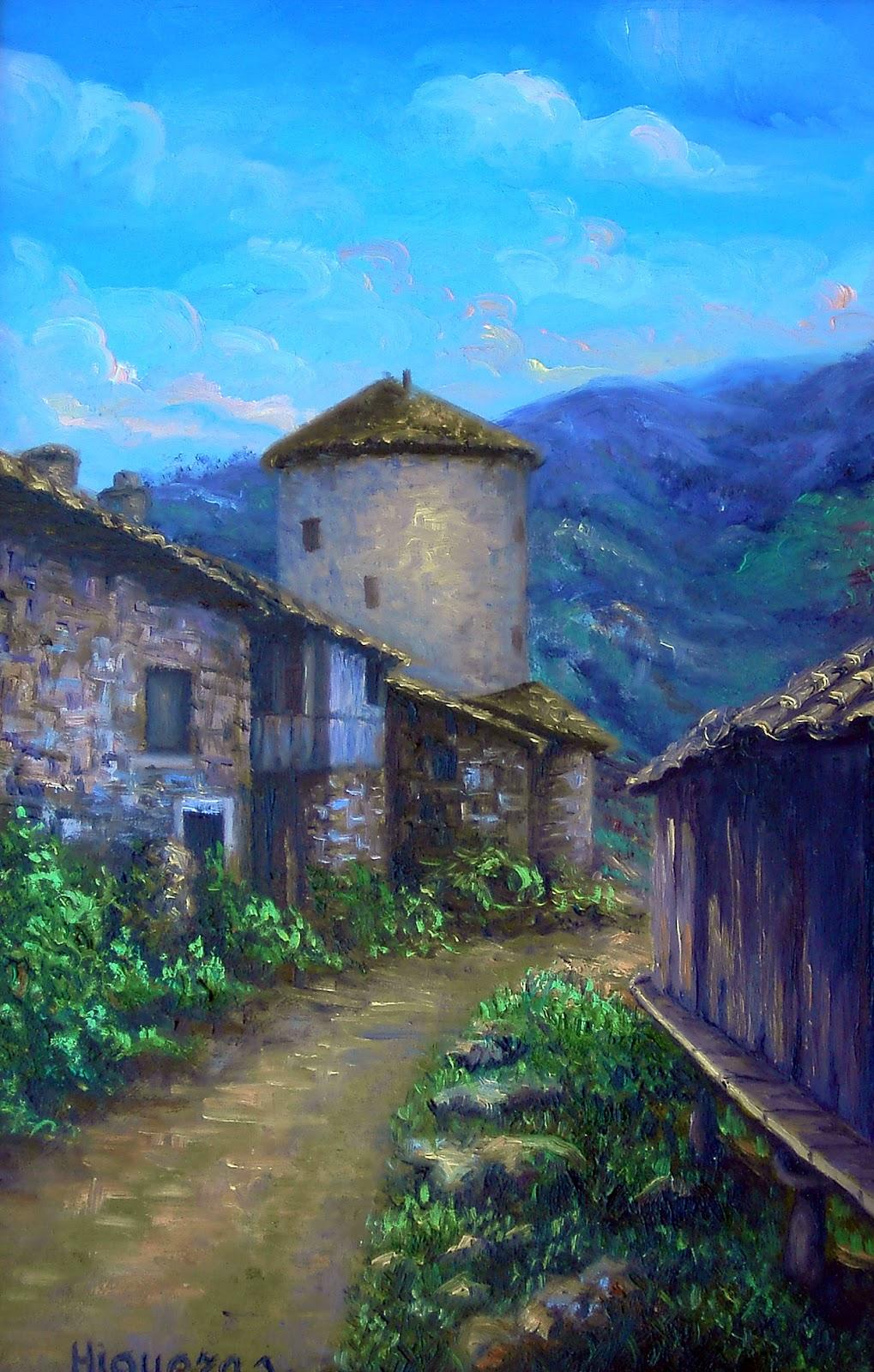 Pintores sin fronteras bandujo asturias - Pintores en asturias ...